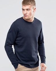 Jack And Jones Basic Crew Neck Sweater Navy