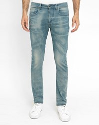 G Star Blue 3301 Slim Fit Jeans