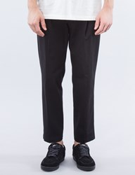 3.1 Phillip Lim Tapered Single Pleat Cropped Trousers