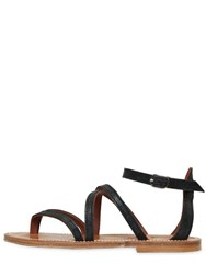 Kjacques St.Tropez 10Mm Epicure Washed Leather Sandals