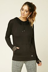 Forever 21 Active Mesh Hoodie