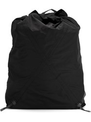 Kenzo Oversized Backpack Black