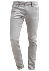 Frame Denim Slim Fit Jeans Pompey Grey Denim