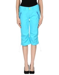 Helly Hansen 3 4 Length Shorts Azure