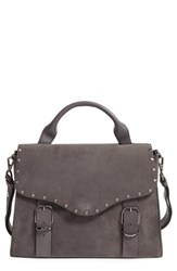 Rebecca Minkoff Biker Doctor Bag Grey