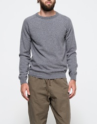 Carl Sweater Heather Grey