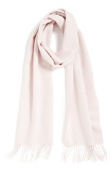 Nordstrom Women's Solid Woven Cashmere Scarf