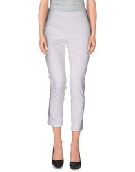 Pf Paola Frani Trousers Casual Trousers Women White