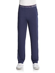 Buffalo David Bitton Jersey Knit Lounge Pants Peacoat