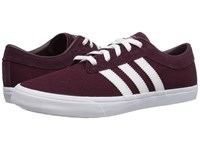 Adidas Sellwood Maroon White Maroon Women's Skate Shoes Brown