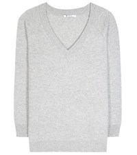 Alexander Wang Wool And Cashmere Sweater Grey