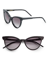 Wildfox Couture 55Mm Cat Eye Sunglasses