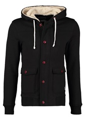 Your Turn Teddy Tracksuit Top Black
