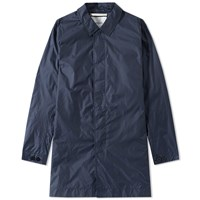 Norse Projects Thor Light Ripstop Jacket Blue