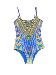 Camilla Meltemi Breeze Embellished Swimsuit