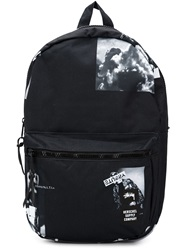 Stussy Pocket Backpack Black