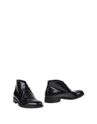 J.Hadley Ankle Boots Black