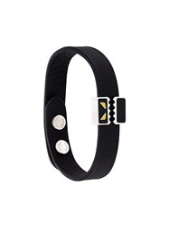 Fendi 'Bugs Bug' Bracelet Black