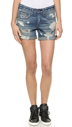 Rag And Bone The Boyfriend Shorts Obispo Rebel