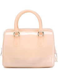 Furla Small Tote Bag Nude And Neutrals