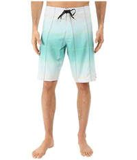 Billabong All Day X Plaid 21 Boardshorts Silver Men's Swimwear