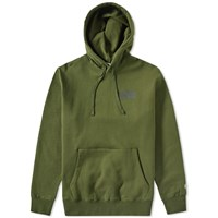 Billionaire Boys Club Small Arch Logo Hoody Green