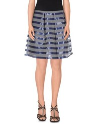 Emporio Armani Skirts Knee Length Skirts Women Grey