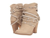 Not Rated Swazy Cream Women's Boots Beige