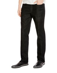 Kenneth Cole Straight Leg Jeans Black