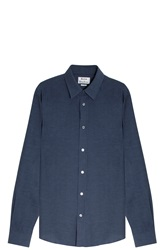 Acne Studios Jeffery Shirt Blue
