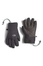 The North Face Men's 'Guardian E Tip Tm ' Tech Gloves Grey