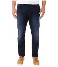 G Star 3301 Tapered Fit Jeans In Slander Indigo Superstretch Dark Aged Dark Aged Men's Jeans Navy