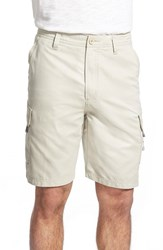 Quiksilver Men's Waterman Collection 'Maldive 9 Inch' Cargo Shorts Sandstone