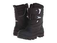 Tundra Boots Hudson Black Silver Men's Work Boots
