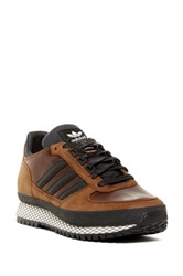 Adidas Originals X Barbour Runner Sneaker Brown