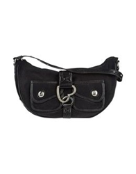 Capoverso Large Fabric Bags Black