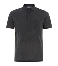 Brunello Cucinelli Lightweight Pocket Polo Shirt