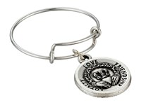 Alex And Ani Expandable Ring Silver Claddagh Ring