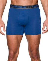 Under Armour Iso Chill Mesh Boxerjocks Royal