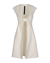 Gareth Pugh Coats And Jackets Coats Women Ivory