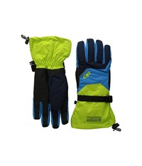 Outdoor Research Adrenaline Gloves Night Lemongrass Hydro Gore Tex Gloves Multi