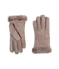 Ugg Carter Smart Glove Stormy Grey Extreme Cold Weather Gloves Gray