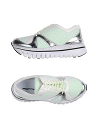Fornarina Footwear Low Tops And Trainers Women White