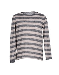 Officina 36 Sweaters Grey
