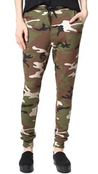 Zoe Karssen Camo Allover Sweatpants Camo All Over