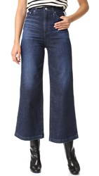 Ag Jeans The Yvette High Rise Wide Leg Ankle 7 Years Union
