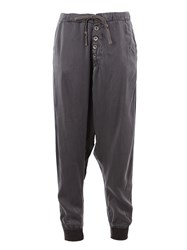 Greg Lauren Lounge Pants Grey