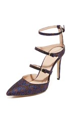 Club Monaco Meradyth Pumps Blue Mix