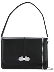 Carven 'Joy' Shoulder Bag Black