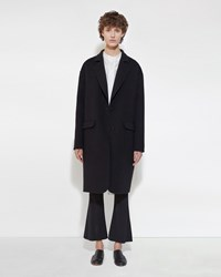Dua An Cashmere Oversized Jacket Black